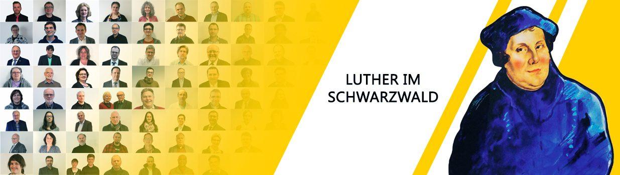 Luther im Schwarzwald